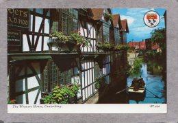 41868     Regno  Unito,   The  Weavers  House -  Canterbury,  NV - Canterbury