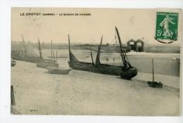 80 - LE CROTOY - Le Bassin De Chasse -  Voir Scan - Le Crotoy