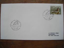 1989 Philexfrance Paris 89, Postphil Reykjarvik, Poste Islande Iceland En France - Storia Postale