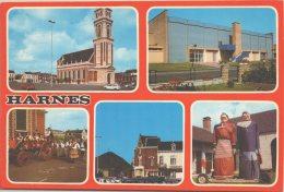 HARNES  /5 VUES  /GEANTS   /    /LOT 851 - Harnes