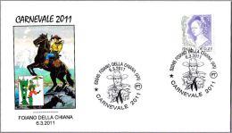 Comic TEX WILLER. Carnaval 2011. Foiano Della Chiana - Fumetti