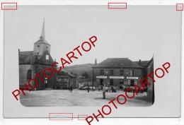 VAUX EN DIEULET-KOMMANDANTUR-CARTE PHOTO Allemande-Guerre 14-18-1WK-FRANCE-FRANKREICH-08- - Altri Comuni