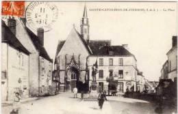 SAINTE CATHERINE DE FIERBOIS - La Place     (61185) - Other Municipalities