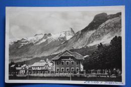 1938 PLEZZO E CATENA M CANIN - -  SLOVENIJA - Slovenia