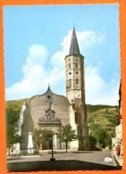09. MASSAT ( Ariège) . L´église . Ed. APA POUX 11 - Otros Municipios