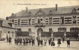 02 Villers Cotterets. Ecole De Garçons - Villers Cotterets