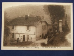 CHATELUS  Le Bourg - Autres Communes