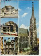WIEN - Parlament, Oper, Peterskirche Und Stephansturm - Wien Mitte