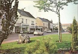 Aulnoye Aymeries Rue De L'hotel De Ville Pharmacie , Ed Cigodne Marcq En Baroeul (nord) - Altri Comuni