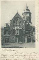 Braine-l'Alleud - Hôtel De Ville  -1902 ( Verso Zien ) - Braine-l'Alleud