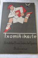 BASQUE Euzkara Txomin-ikaslea - Bücher, Zeitschriften, Comics