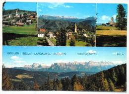 S.GENESIO - Jenesien Vedutine Viaggiata - Bolzano (Bozen)