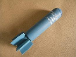 Grenade à Fusil D'exercice Télescopique Avec Alidade De Visée. - Equipement