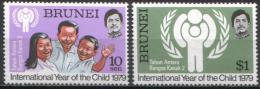 Brunei - Mi-Nr 227/228 Postfrisch / MNH ** (n592) - Brunei (1984-...)