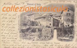 C-797- Dintorni Di Schio - Cisbenti Presso Valli Dei Signori - Vicenza - F.p. Vg .1901 - Vicenza