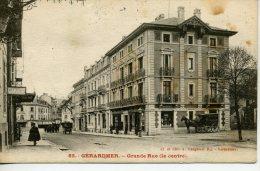 Gerardmer    Grande Rue - Gerardmer