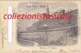C-800 - Ferrovia Treno - Linea Schio - Arsiero - Arsiero -  S. Maria - Vicenza - F.p. Vg . - Vicenza