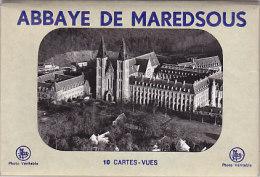 Abbaye De Maredsous - Carnet Complet 10 Vues - Anhée