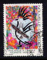 Nlle CALEDONIE - N° 637° - LA PHILATELIE A L'ECOLE - Neukaledonien