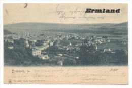 Diekirch 1901, Total - Nach Verviers , Belgien - Diekirch