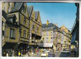 DIJON 21 - La Rue De La Liberté , Vieilles Maisons  : Commerces Enseignes MARLYS RAOUL Ami 6 CPSM CPM GF - Côte D'Or - Dijon