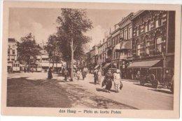 Pays Bas CP Hollande Meridionale Zuid Holland Den Haag Plein M Korte Poten - Den Haag ('s-Gravenhage)