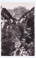 (RECTO / VERSO) DE VILLARD A PONT EN ROYAN EN 1952 - N° 64 - BELLE FLAMME - Villard-de-Lans
