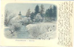 Davos - Frauenkirchli - GR Grisons