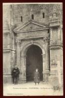 Cpa  22 Environs De Lannion Ploubezre Le Porche De  L´ église  ...   édition Hamon Guingamp   PLES6 - Lannion