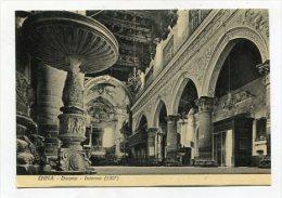 ITALY - AK 173740 Enna - Duomo - Interno (1307) - Enna