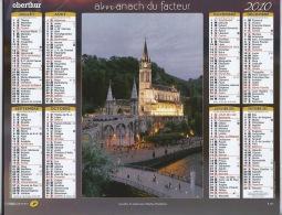 Almanach Du Facteur 2010 - Calendars