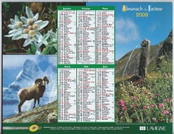 Almanach Du Facteur 2008 - Calendars