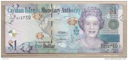 Cayman - Banconota Non Circolata Da 1 Dollaro - 2010 - Isole Caiman
