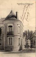 SAVIGNE SUR LATHAN - Hotel Des Postes Et Télégraphes (61202) - Other Municipalities