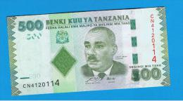 TANZANIA - 500 Shillingi ND  SC  P-40 - Tanzanie