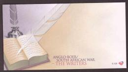 South Africa RSA - 2000 - FDC 6.125 - Anglo-Boer / South African War - The Writers - Unserviced Cover - Südafrika (1961-...)