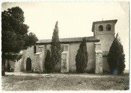 11 ROQUEFORT Les CORBIERES L'église CPSM - Non Classés
