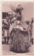 Guiné Portuguesa // RARE- INEDIT // ( Pli Milieu Mais Carte  RARE) **  1954- Edition.L.a - Guinea