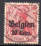 Belgien - Belgique - 1916 - Michel N° 14 - Besetzungen 1914-18