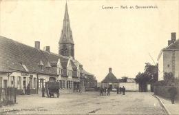 CUERNE - Kerk En Gementehuis - 16192 Uitg. Depoorter - Star - Kuurne