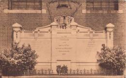 RARE BEAUMONT MONUMENT AUX MORTS DE LA GUERRE 1914 1918 - Beaumont