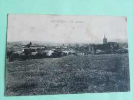 DEYVILLERS - Vue Générale - Other Municipalities