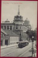 SERBIA,BELGRADE-TRAMWAY/JEWISH SHOP PICTURE POSTCARD RARE!!!!!!!!!! - Serbie