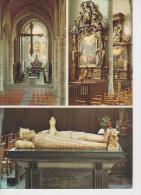 (BE413) CHIMAY. COLLEGIALE DE ST. PIERRE ET PAUL. MAUSOLEE DE CHARLES DE CROY - Chimay