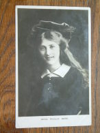 Miss PHYLLIS DARE ( Theatre ) Anno 1906 ( Zie Foto Voor Details ) !! - Femmes Célèbres