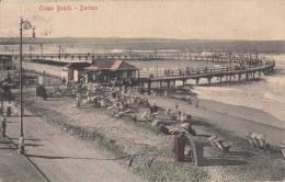 1908 DURBAN - OCEAN BEACH - NATAL STAMP - Afrique Du Sud