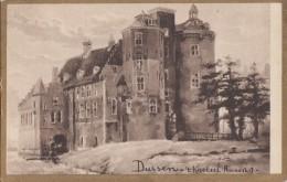 1929 DUSSEN - KASTEEL ANNO 1217 - Niederlande