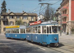 VERKEHRSBETRIEBE   ZÜRICH     STRASSENBAHN - ZH Zurich