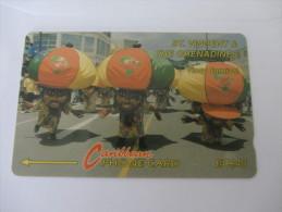 Trinite & Tobago - Vincy Carnival - Trinidad & Tobago