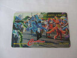 Saint Kitts & Nevis - Carnival Christmas - St. Kitts & Nevis